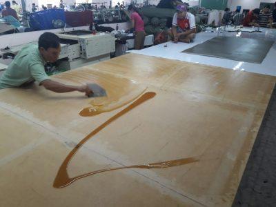 Sửa bàn cắt vải siêu tốc