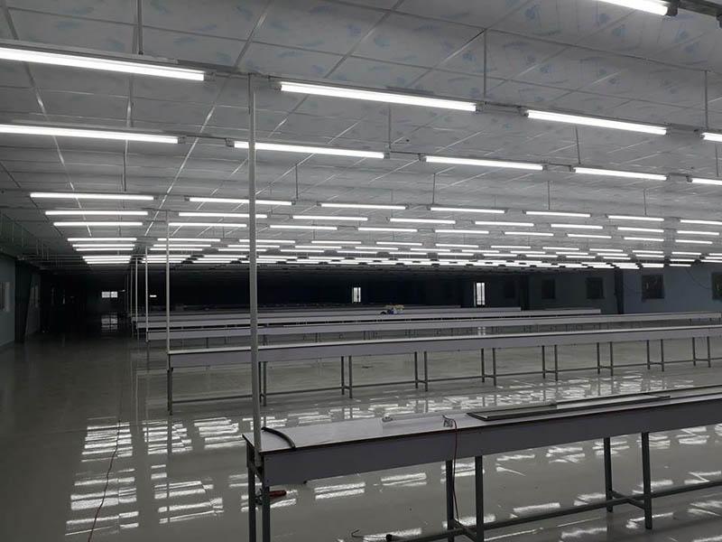 T&T nhận phân phối, cung cấp nội thất xưởng may chất lượng, giá tốt